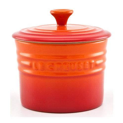 36763 Porta condimentos médio laranja Le Creuset