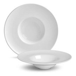 73374 Jogo 06 prato de massa branco