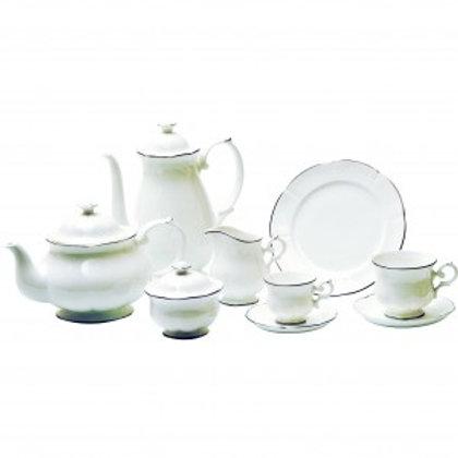 80273 Aparelho chá, café e bolo Windsor 41pçs