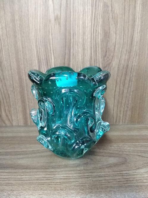 106139 Vaso mini esmeralda