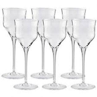 109940 Jogo 06 taças para vinho tinto Celeste