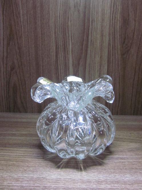 104185 Vaso sem ouro G transparente