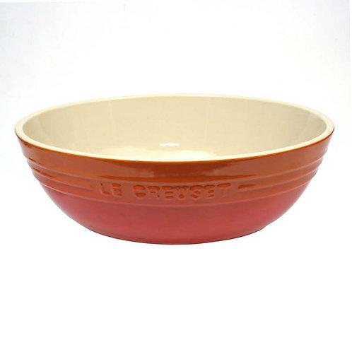 38804 Bowl para massa Le Creuset laranja