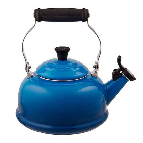 130549 Chaleira tradicional Le Creuset azul marseille