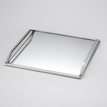 102527 Bandeja inox com espelho