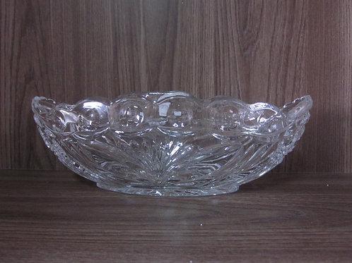 105381 Centro de mesa de vidro