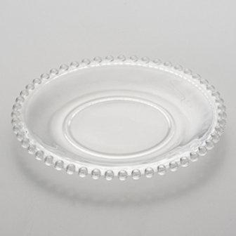 10261 Jogo 04 pratos Pearl 19cm