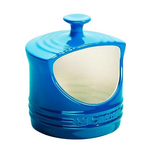 131066 - Porta sal azul marseille Le Creuset