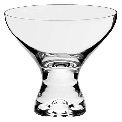 18607 - Cj 6 taças de cristal para sorvete