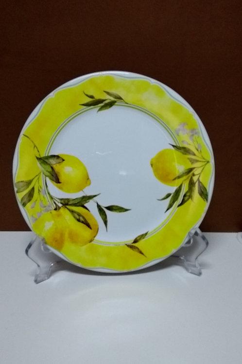 106265 Jogo 06 pratos sobremesa Citron