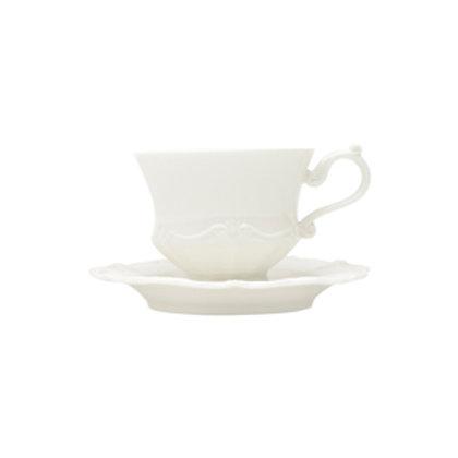111604 Jogo 06 xicaras café Fancy