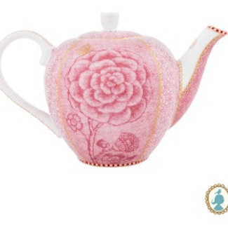111360 Bule pequeno rosa Spring Life