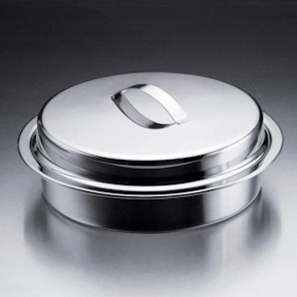 82537 Caçarola 34cm prata