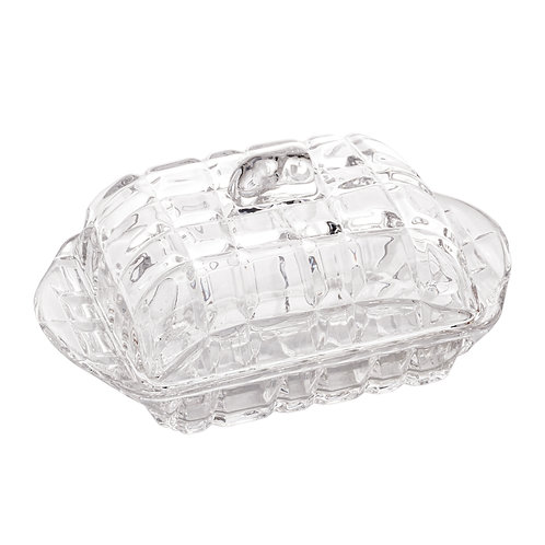 133184 -Manteigueira de vidro