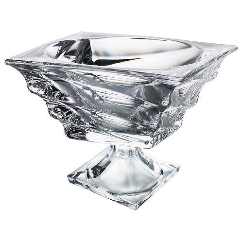 125085 Centro de mesa cristal casablanca com pé
