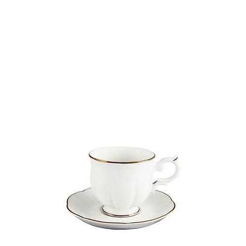 28523 Jogo 06 xicaras café Windsor