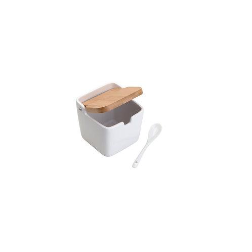 130209 - Saleiro de mesa de cerâmica
