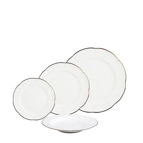 105309 Aparelho jantar 24pçs Windsor Lining