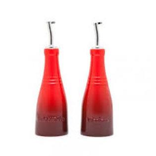 21835 Jg para óleo e vinagre Le Creuset vermelho