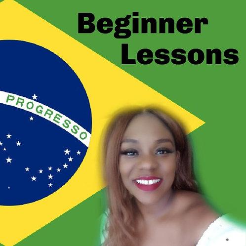 Portuguese Beginner Lessons