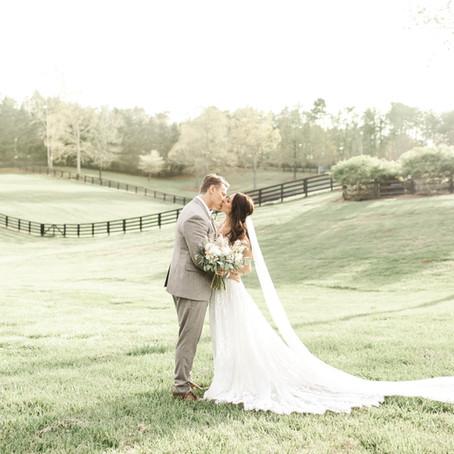 Lindsey & Jonathan's Wedding at White Laurel Estate