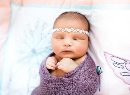 Addison's Newborn Session