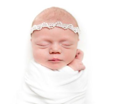 Isabella's Newborn Session