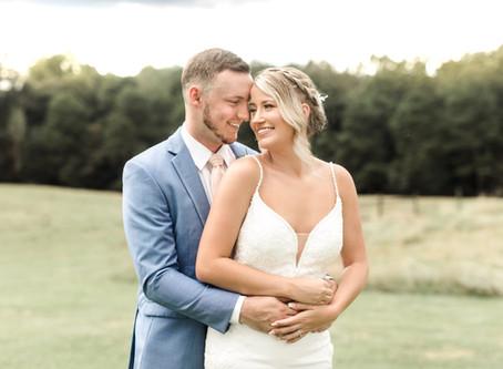 Samantha & Beau's Wedding at Grant Hill Farms