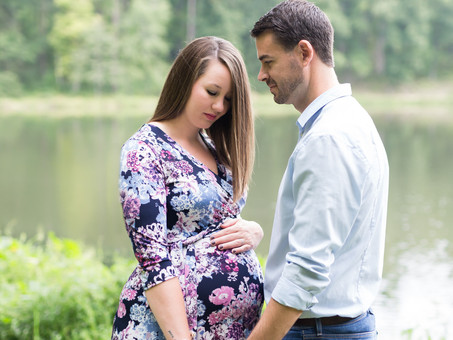 Highlights: Jennifer & Jeremy's Maternity Session