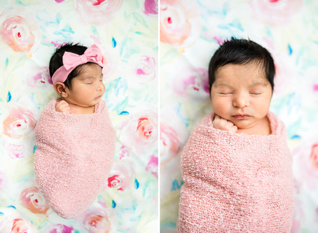 Naya Seema's Newborn Session