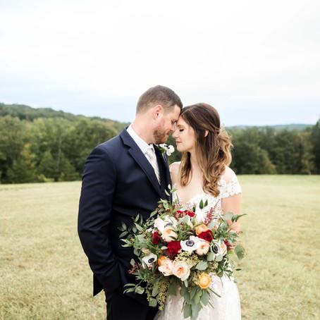 Lynne & Danny's Wedding at The Barn at Tatum Acres