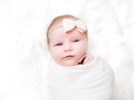 Caroline's Newborn Session