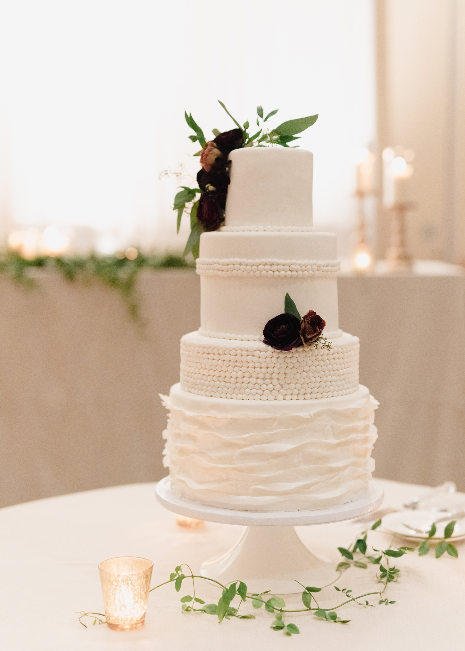 Lina's Wedding Cake