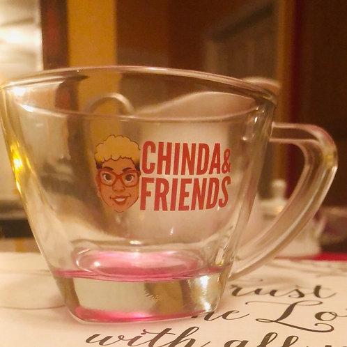 Chinda & Friends Glass Tea Cup