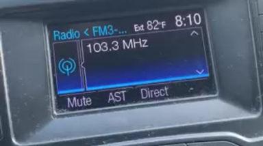 Hot 103.3 Jamz - Radio Broadcast