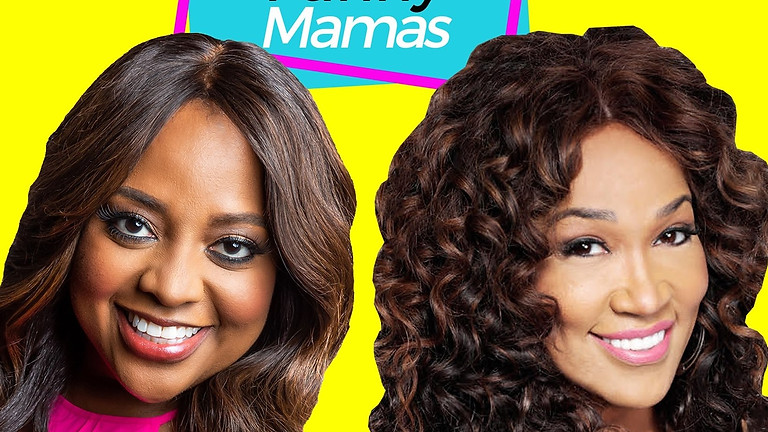 Two Funny Mamas with Kym Whitley and Sherri Shephard