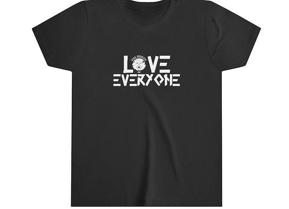 Youth LOVE EVERYONE Short Sleeve Tee