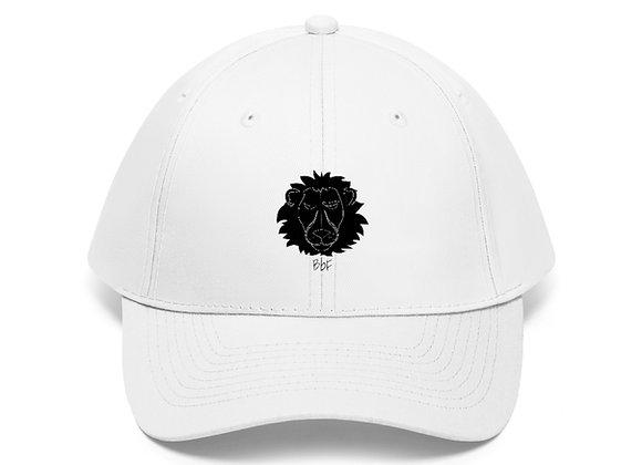 BbF Unisex Twill Hat (Multiple Colors)