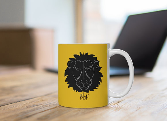 Yellow BbF Mug