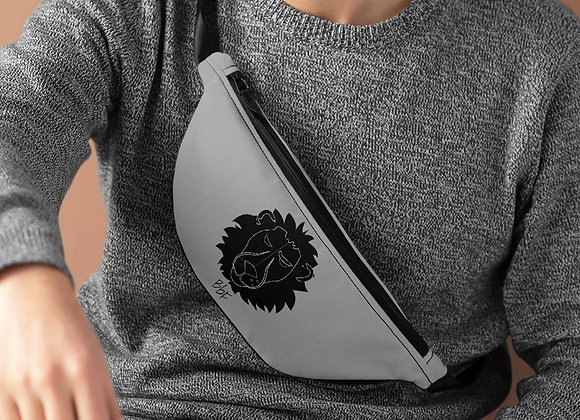 Grey Fanny Pack