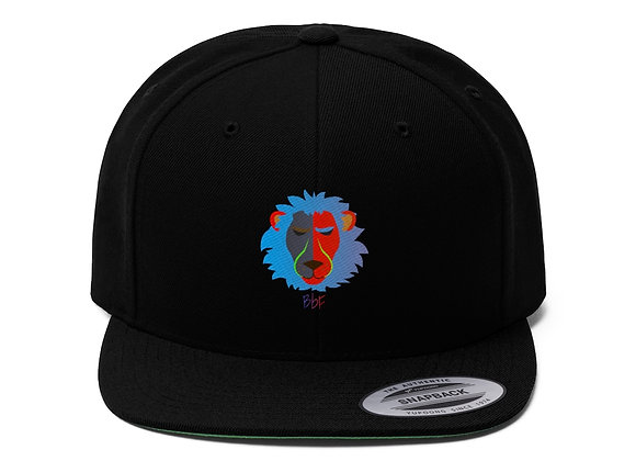 BbF Flat Bill Hat (5 Colors)