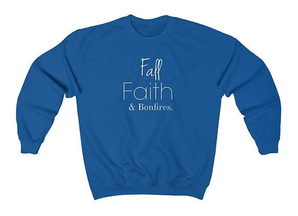 Fall Faith Crewneck Sweatshirt