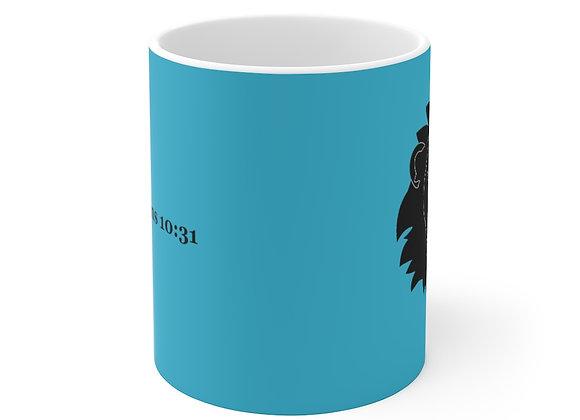 Blue BbF Mug