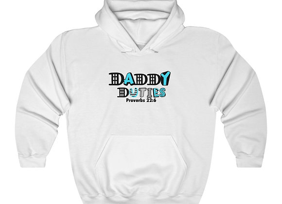 Unisex Heavy Blend Daddy Duties Sweatshirt