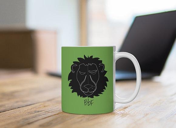 Green BbF Mug
