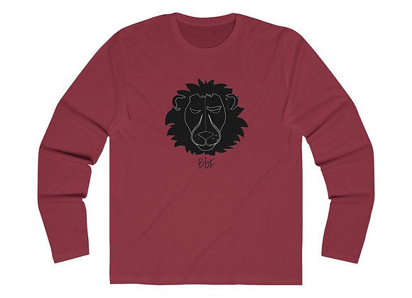 Men's BbF Long Sleeve Crew Tee