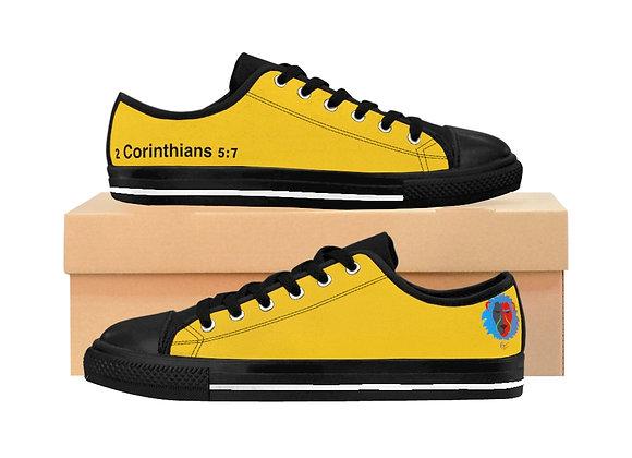 BbF Yellow Sneakers