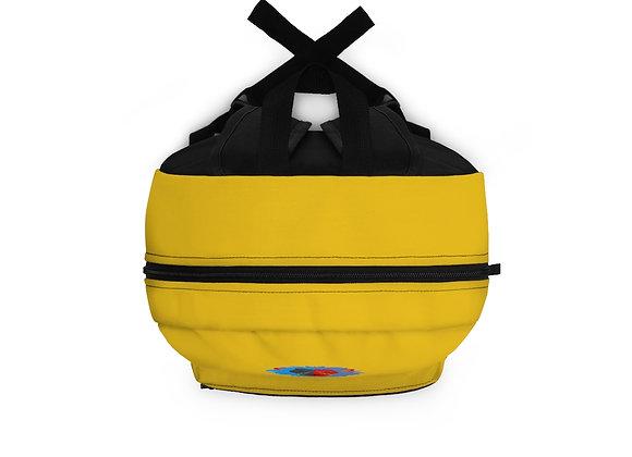 BbF Backpack Yellow