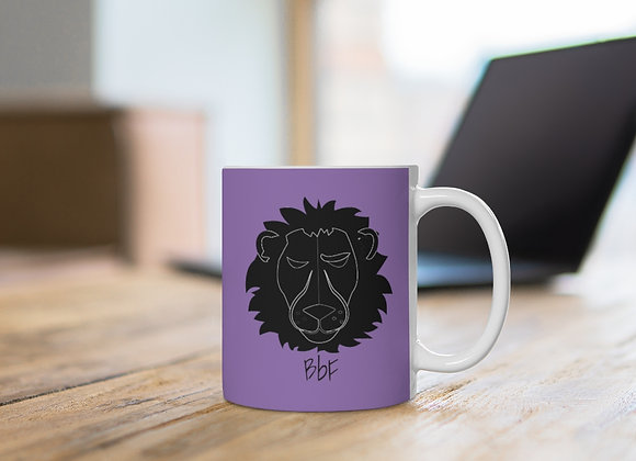 Purple BbF Mug