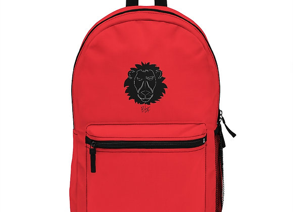 BbF Backpack Red